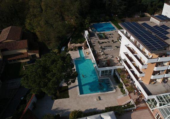 Hotel Terme Millepini モンテグ...